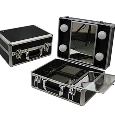 Makeup Case With Light Beauty Gallery Ltd