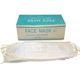 Per One - Wholesale Ply Only Only box Face 50pcs 3 Dust limited Mask Order Client Stock