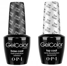 OPI Top - Base Coat