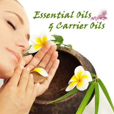 Essential & Carrier Oil