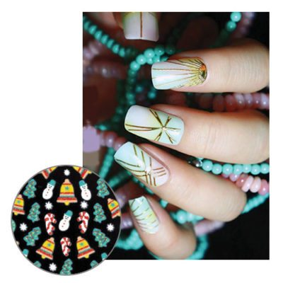 Nail Stickers - Stamps