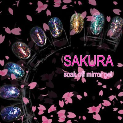 SAKURA MIRROR GEL